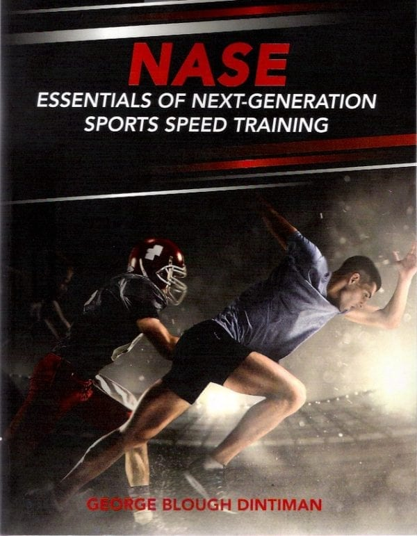 2020 Essentials of Next Generation Sports Speed Training by George Dintiman book cover